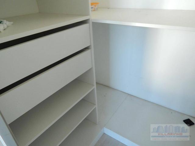 Apartamento com 2 dormitórios à venda, 52 m² por r$ 240.000,00 - cristal - porto alegre/rs - Foto 15