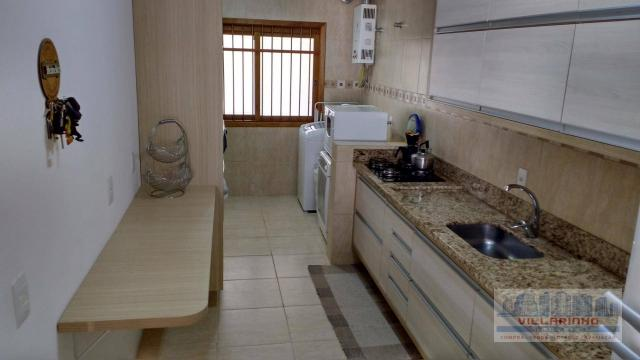Villarinho vende excelente casa com 3 suítes c/piscina, 2 vagas- 223 m² por r$ 650.000,00  - Foto 5