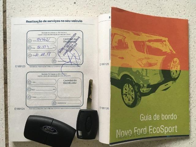 Ford Ecosport Freestyle 1.6 Manual KM 55000 Revisado 15/15 - Foto 11