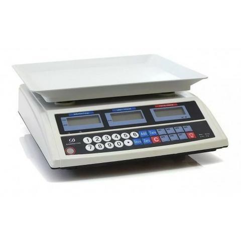 Balança comercial Eletrônica Digital 40kg Alta Precisão com bateria em são luis ma - Foto 3