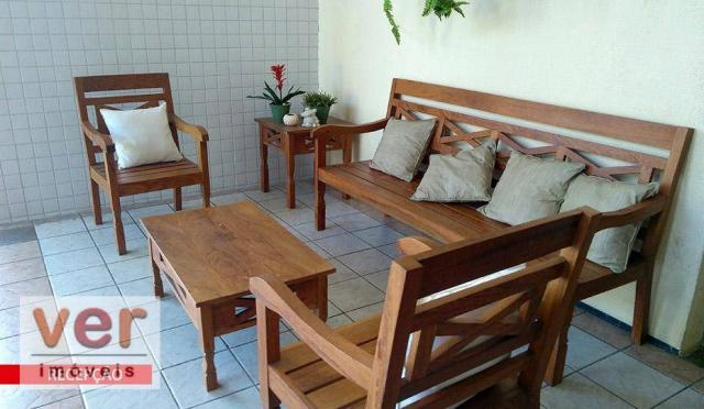 Apartamento à venda, 90 m² por R$ 349.000,00 - Cocó - Fortaleza/CE - Foto 12