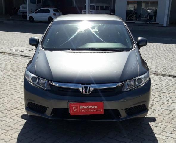 Honda Civic Lxs 1.8 manual ano 2014 - Foto 5