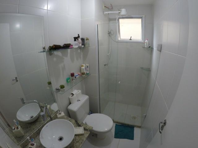 Excelente apartamento 2 Quartos c/suite + Quintal privativo em Morada De Laranjeiras - Foto 7