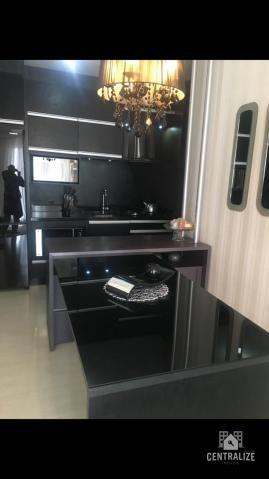 Apartamento à venda com 3 dormitórios em Uvaranas, Ponta grossa cod:1689 - Foto 10