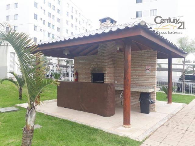 Apartamento com 2 dormitórios para alugar, 45 m² - Gleba Fazenda Palhano - Londrina/PR - Foto 11