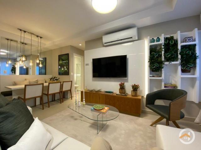 Apartamento à venda com 2 dormitórios em Setor aeroporto, Goiânia cod:4268
