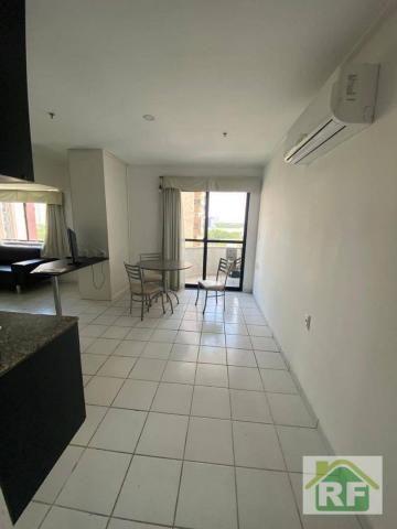Flat com 1 dormitório, 37 m² - Ilhotas - Teresina/PI - Foto 6