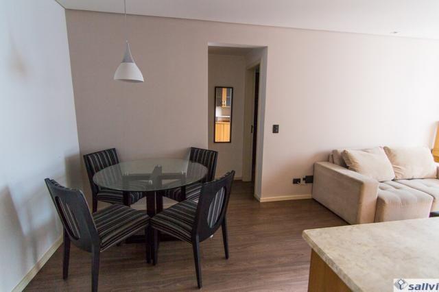 Apartamento para alugar com 1 dormitórios em Cristo rei, Curitiba cod:01127.001 - Foto 4