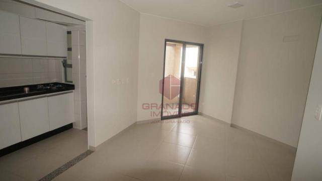 Apartamento com 2 dormitórios para alugar, 63 m² por R$ 1.500,00/mês - Zona 7 - Maringá/PR - Foto 3
