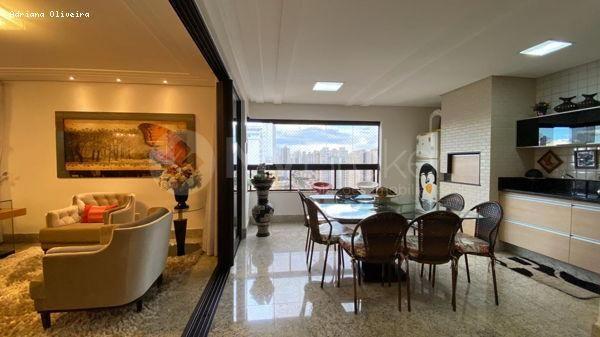 Apartamento para Venda em Goiânia, Setor Bueno, 4 dormitórios, 4 suítes, 5 banheiros, 3 va - Foto 2