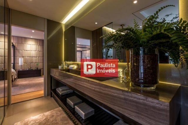 Apartamento com 4 dormitórios à venda, 334 m² por R$ 10.812.247,00 - Vila Olímpia - São Pa - Foto 10