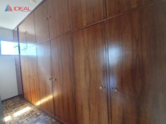Apartamento com 4 dormitórios para alugar, 240 m² por R$ 2.700,00/mês - Zona 01 - Maringá/ - Foto 16