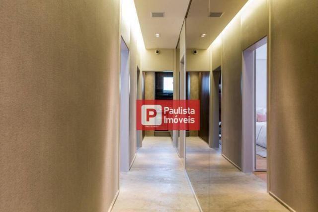 Apartamento com 4 dormitórios à venda, 334 m² por R$ 10.812.247,00 - Vila Olímpia - São Pa - Foto 20