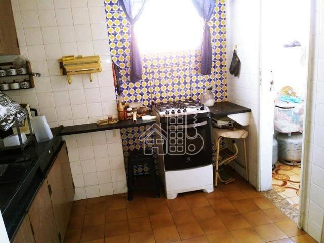 Apartamento com 3 dormitórios à venda, 110 m² por R$ 590.000,00 - São Francisco - Niterói/ - Foto 11