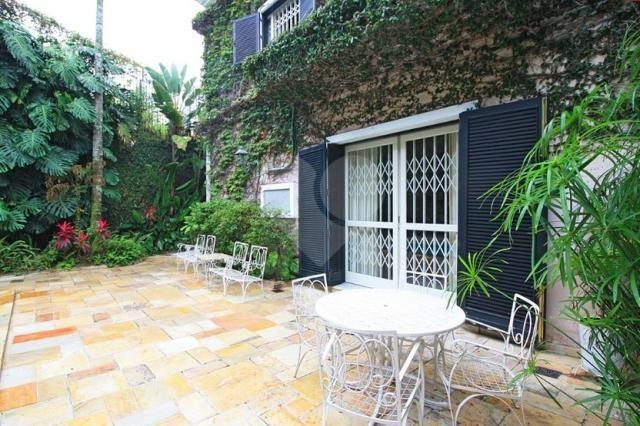 Casa à venda com 5 dormitórios em Cidade jardim, São paulo cod:356-IM305144 - Foto 8