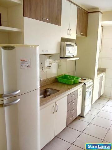 Apartamento à venda com 3 dormitórios em Jardim jeriquara, Caldas novas cod:440 - Foto 9