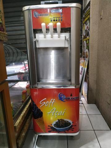Máquina de sorvete TRIMAKSUL - Foto 2