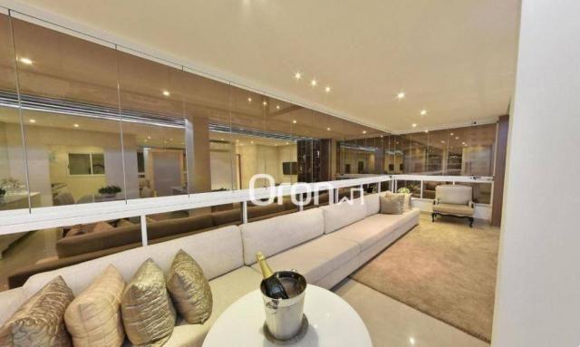Apartamento à venda, 171 m² por R$ 1.092.000,00 - Setor Central - Goiânia/GO - Foto 3