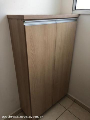 Apartamento para locação em presidente prudente, vila maristela, 2 dormitórios, 1 banheiro - Foto 3
