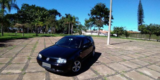 Golf flash 1.6 ano 2006 flex troco ranger diesel S10 diesel Courier Montana Strada Fiorino - Foto 5