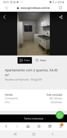 Vendo/Troco - Apartamento novíssimo
