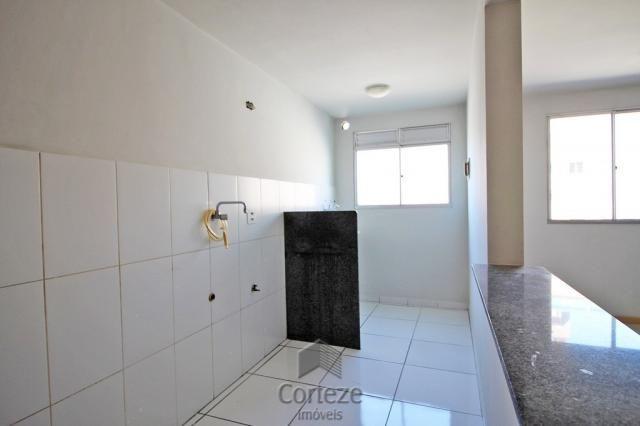 Apartamento 2 quartos no Capão Raso - Foto 4