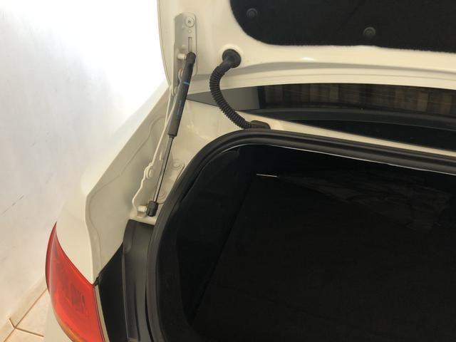 408 THP 1.6 turbo, branco 17/17 ótimo carro - Foto 9