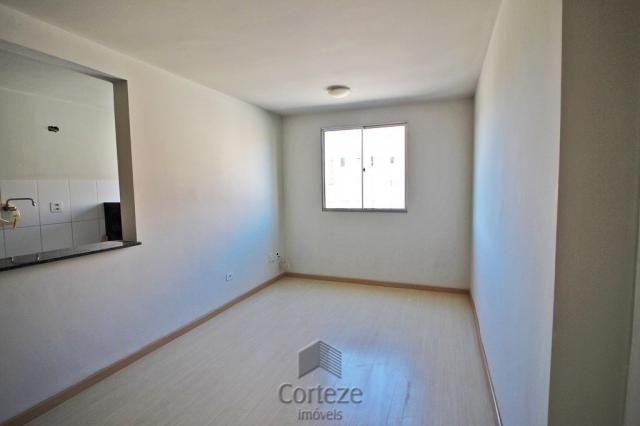 Apartamento 2 quartos no Capão Raso - Foto 6