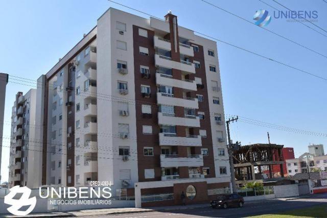 Apartamento NOVO com 2 dormitórios à venda ou Permuta no Bairro Bela Vista - São José/SC - - Foto 4
