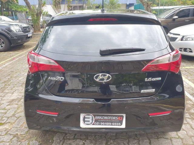 Hyundai hb20 confort style 1.6 Modelo:2014 automatico - Foto 6