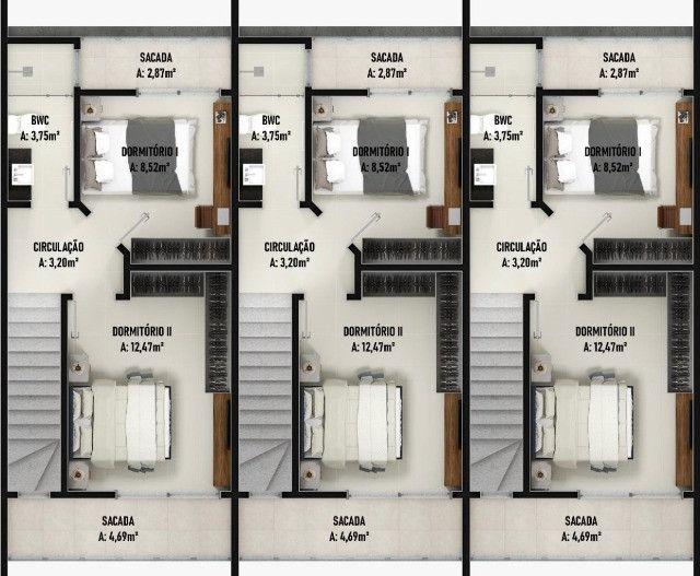 Geminado Duplex Santa Clara II - Foto 5