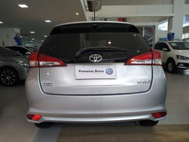 Toyota Yaris XL Live 1.3 Flex 16V 5p Mec - Foto 6