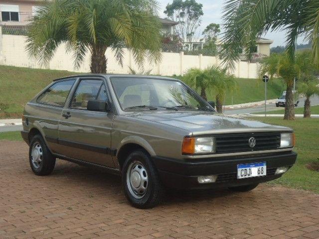 Vw - Volkswagen Gol Gl 1.8 1990 Raro Exemplar - Foto 3