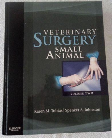 Livros Veterinary Surgery Small Animal - Vol. One / Two - English - Foto 2