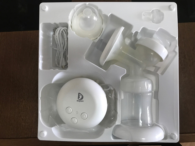 Bomba tira leite Dican - Foto 2