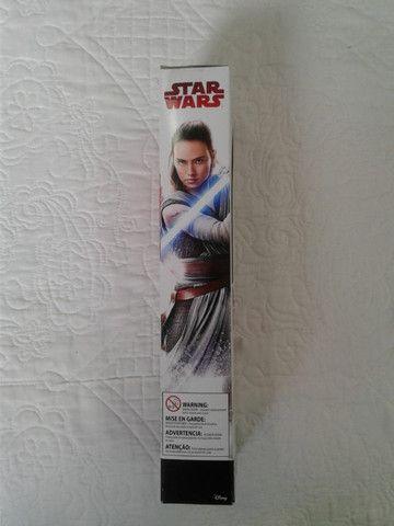 Boneco Star Wars Rey - Foto 3