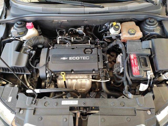 Chevrolet CRUZE 1.8 LT SPORT6 16V FLEX 4P MANUAL (2014) - Foto 11