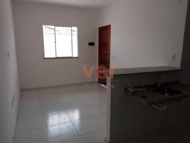 Casa com 2 dormitórios à venda, 81 m² por R$ 140.000,00 - Ancuri - Itaitinga/CE - Foto 6