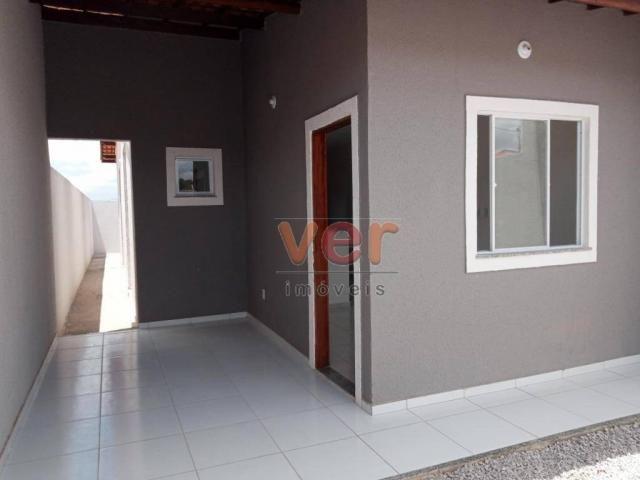 Casa com 2 dormitórios à venda, 81 m² por R$ 140.000,00 - Ancuri - Itaitinga/CE - Foto 4