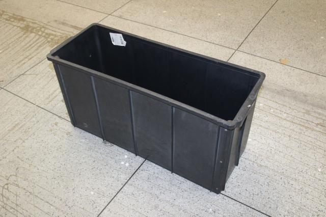Cesto / Caixa / em Plástico Preto 35 cm x 70 cm x 26 cm - Foto 8