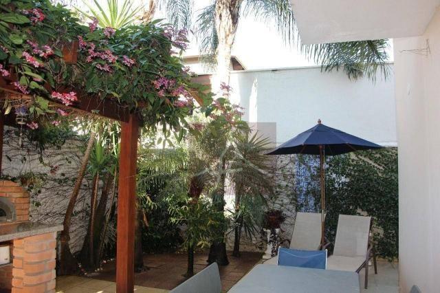 Casa com 3 dormitórios à venda, 152 m² por R$ 746.000,00 - Cidade Universitária - Campinas - Foto 4