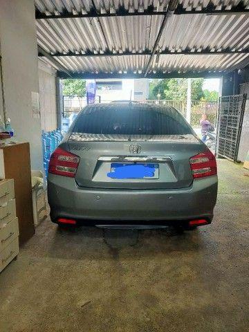 Honda City LX 1.5 automatico 2014 extra