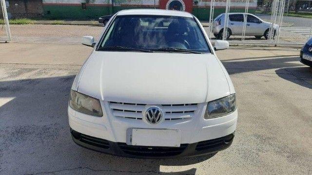 VW Gol 1.0 GIV 2009 Branco Completo, Exc. Estado. - Foto 5