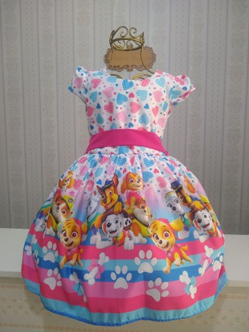 Vestido temático infantil  - Foto 5