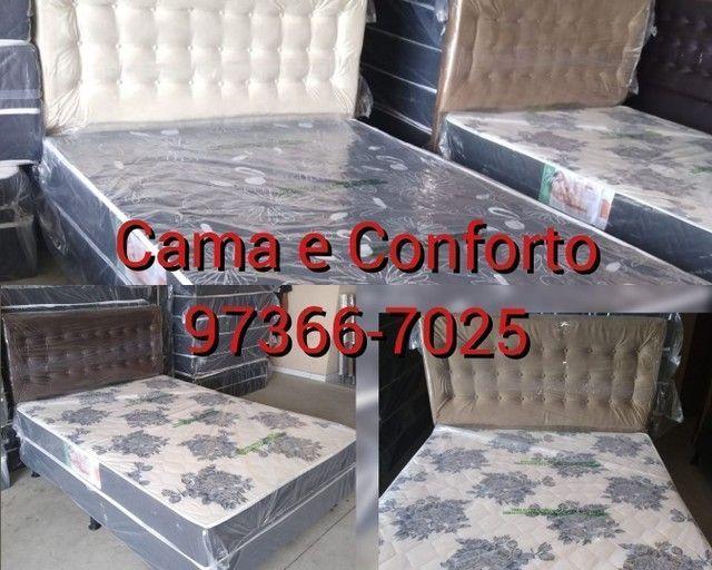 CAMA BOX A PARTIR DE 10 X $27,90!!! ENTREGA GRÁTIS!!! - Foto 2