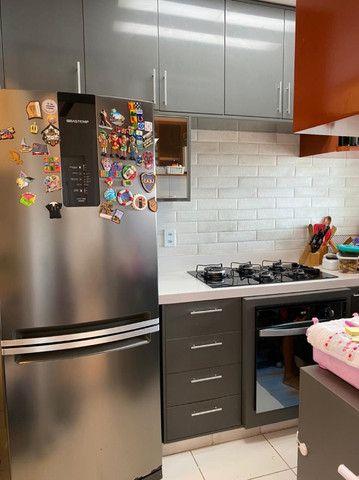 Vendo Apartamento Cond. Vivendas do Farol, 1 Suíte, 2 Quartos - Foto 12