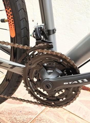 Bicicleta 29 quadro 21 zerada - Foto 4