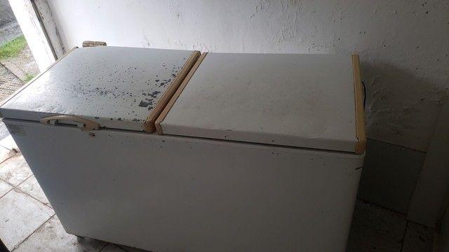Vendo freezer horizontal 2 portas