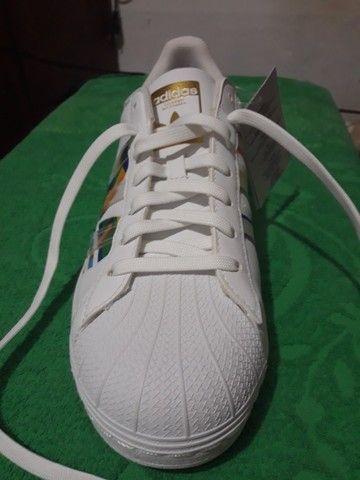 Tenis adidas novo , unissex - Foto 5