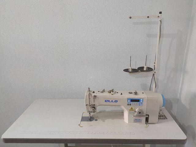 Máquina de Costura Reta Eletrônica  - Foto 4